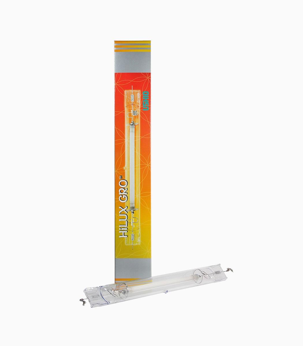 Ushio HiLUX GRO Opti-Red Double-Ended Super High Pressure Sodium (HPS) Lamp 1000W US5002272