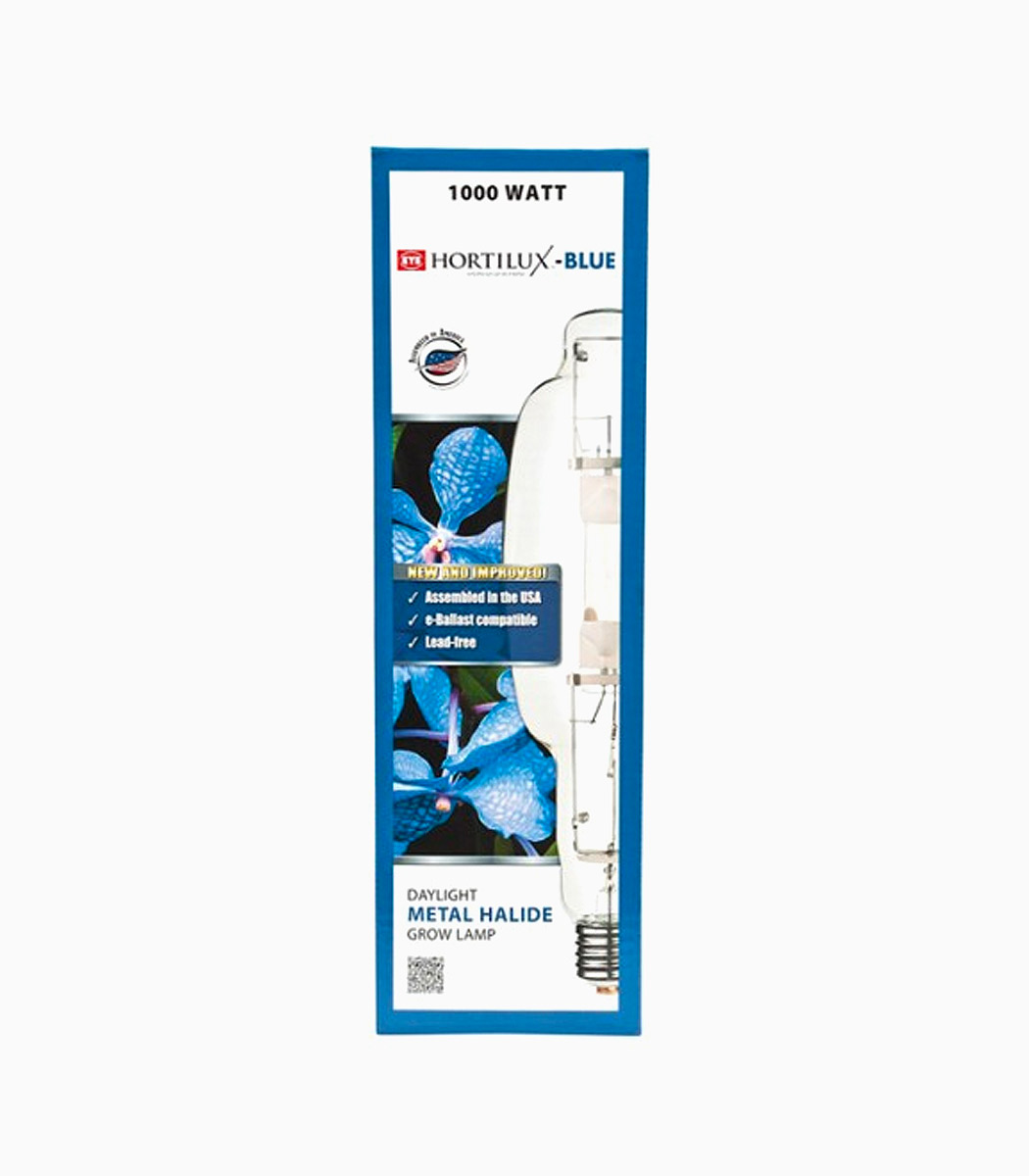 Hortilux Blue (Daylight) Super Metal Halide (MH) Lamp 1000W HX57945