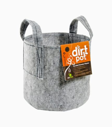 Dirt Pot Flexible Portable Planter