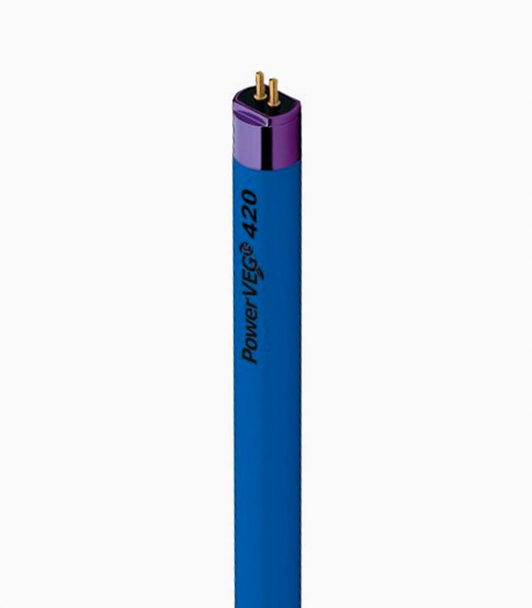 Eye Hortilux Powerveg T5 4 420 Blue Grow Light