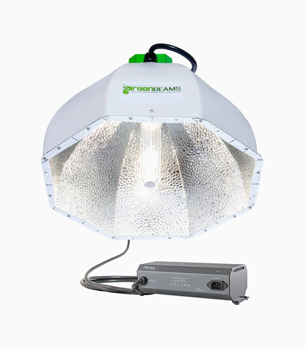 Greenbeams CMH Reflector With Phantom CMH Ballast And 3100K Lamp