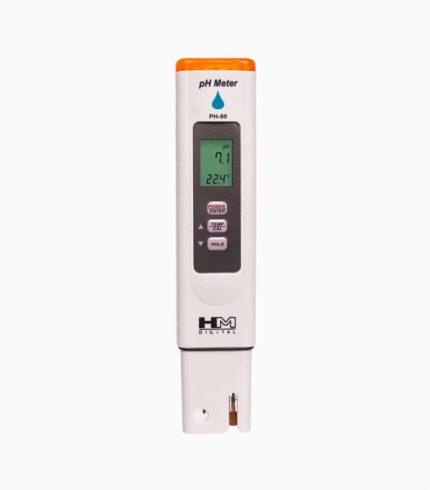 HM Digital PH-80 pH Temperature Meter