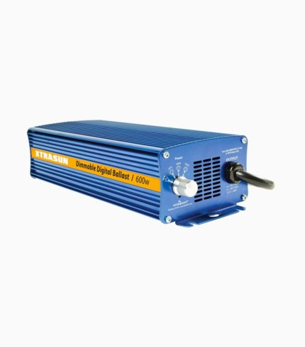 Xtrasun 600W Digital Ballast 120-240V Dimmable
