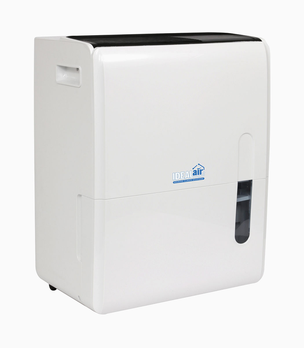 Ideal-Air Dehumidifier 120 Pint with Internal Condensate Pump - IAD120P