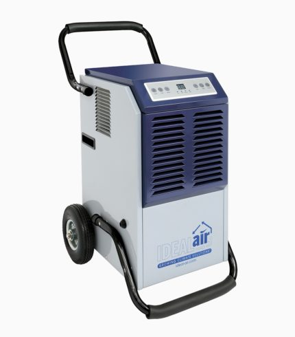 Ideal-Air Pro Series Dehumidifier 100 Pint - IAPRD100P