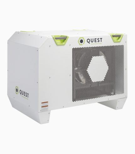 Quest 506 Commercial Dehumidifier 500 Pint - QCD506