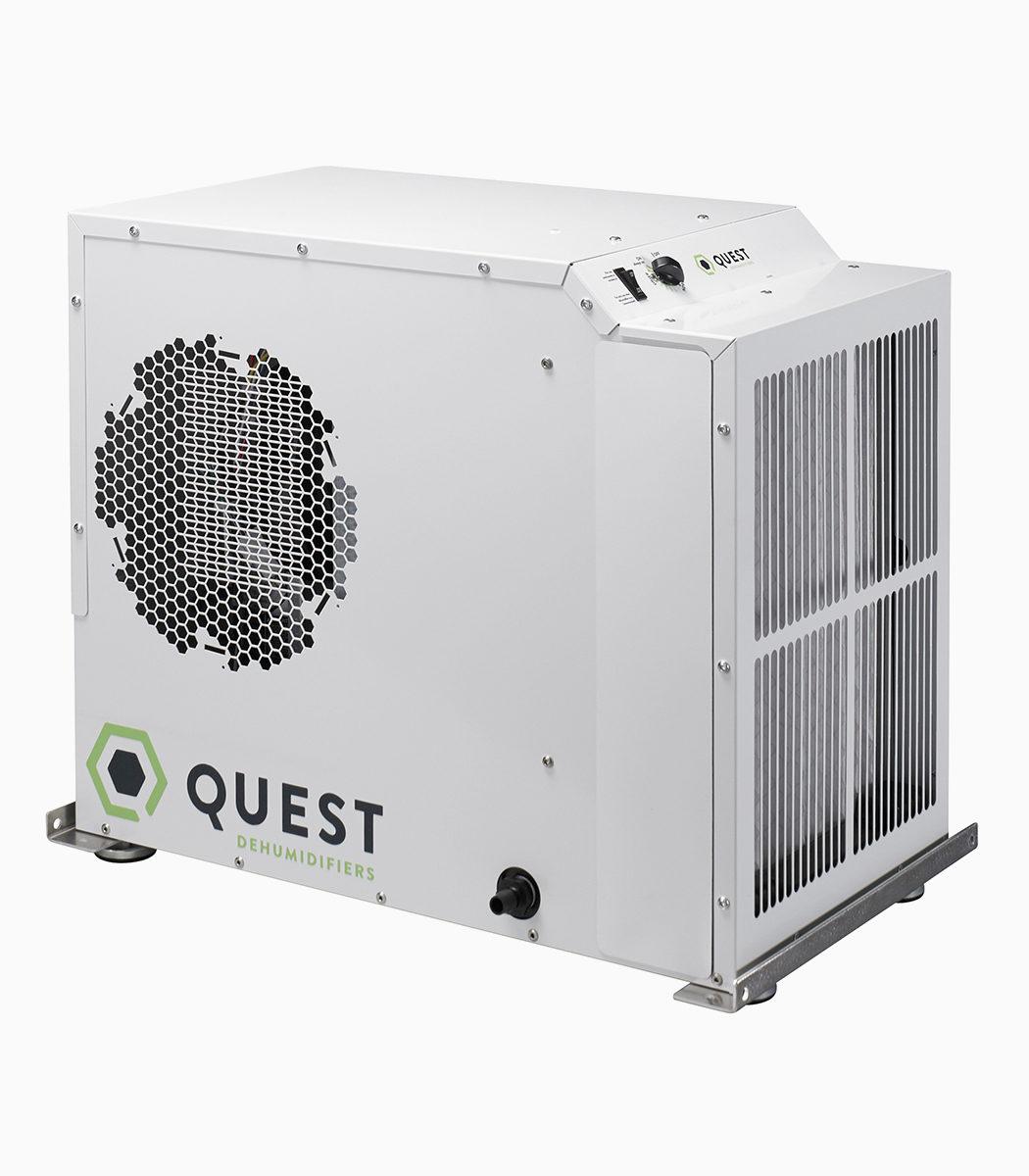 Quest Dual 150 Overhead Dehumidifier - QDOD150
